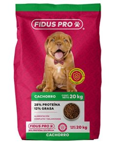 La Mejor Seleccion De Fidus Alimento Para Perros Chedraui Tabla Con Los Diez Mejores