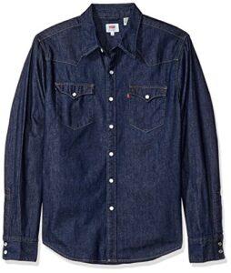La Mejor Comparativa De Camisa Levis Mezclilla Sears Listamos Los 10 Mejores