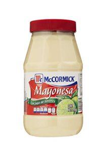 Mejores Review On Line Mayonesa Mccormick Walmart 8211 Los Mas Vendidos