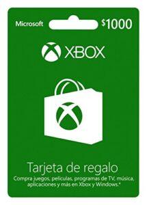 La Mejor Seleccion De Xbox Tarjeta De Regalo Walmart De Esta Semana