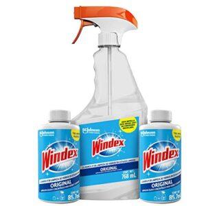 La Mejor Comparacion De Limpia Vidrios Windex Chedraui 8211 Solo Los Mejores