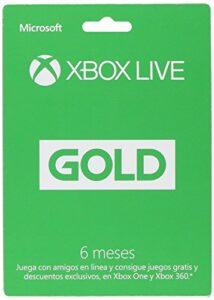 La Mejor Comparativa De Tarjetas Gold Para Xbox 360 Soriana Al Mejor Precio